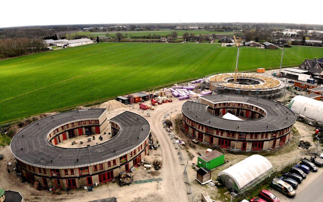 Construction project Boekel