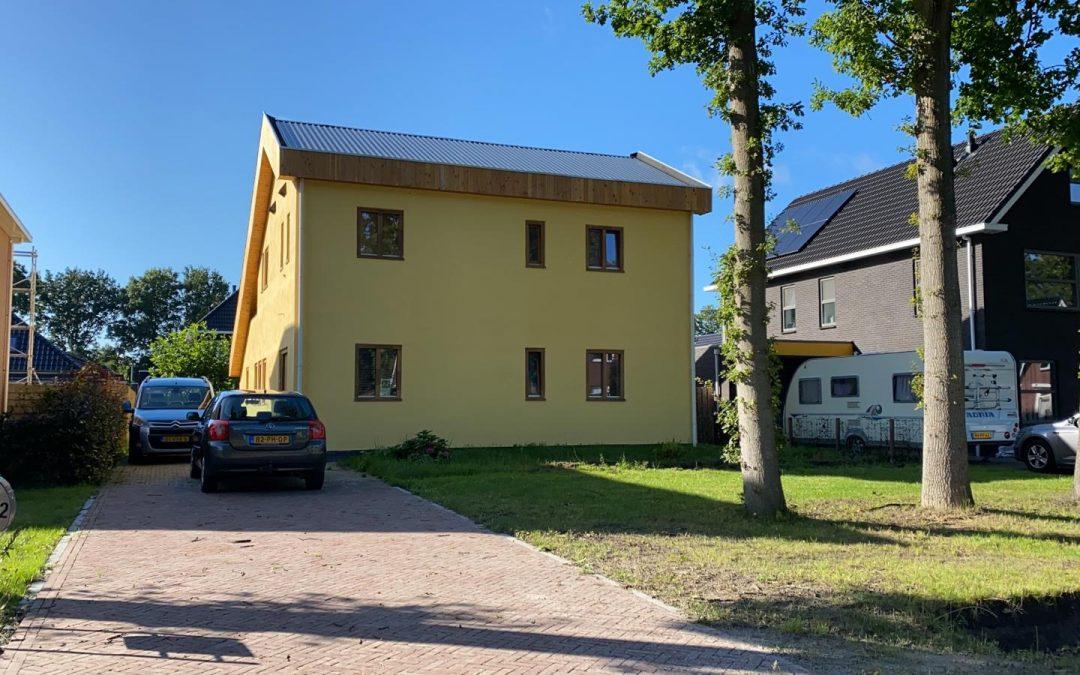 Construction project Hoogezand