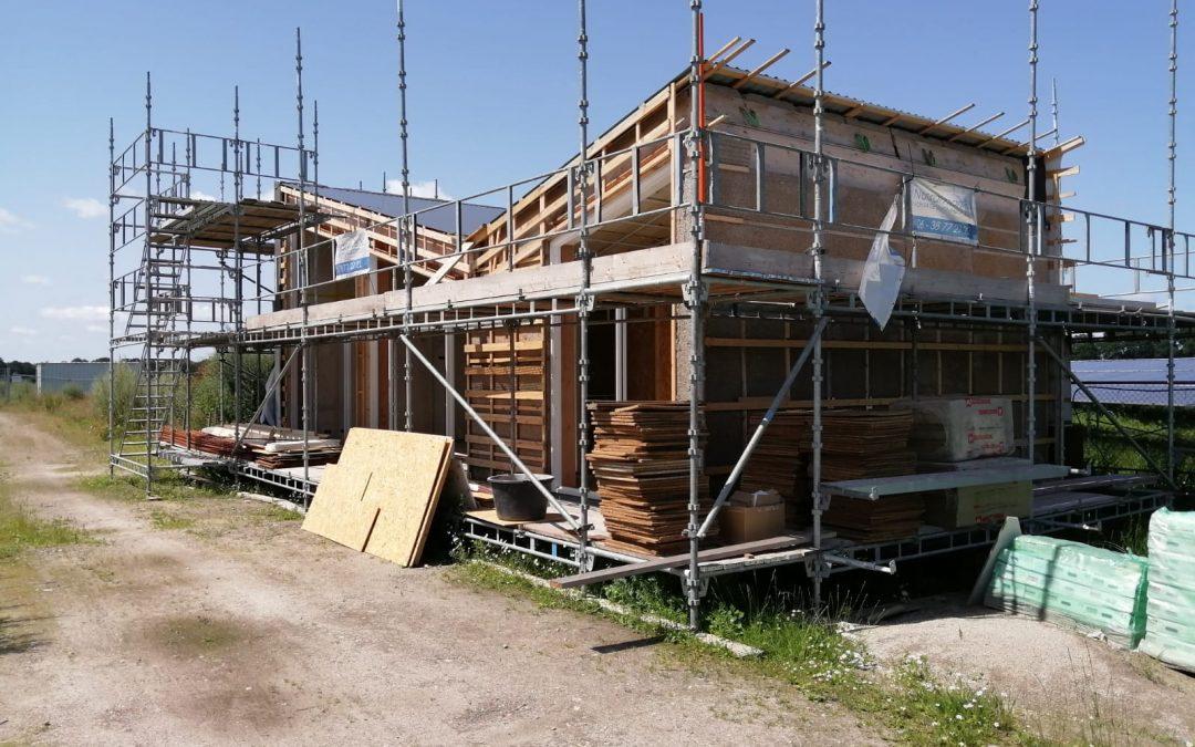 Construction project Experience Center Emmen