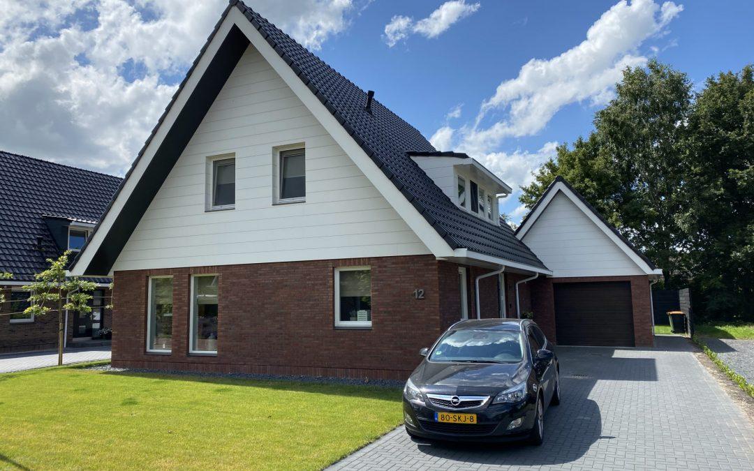 Construction project Oude Pekela